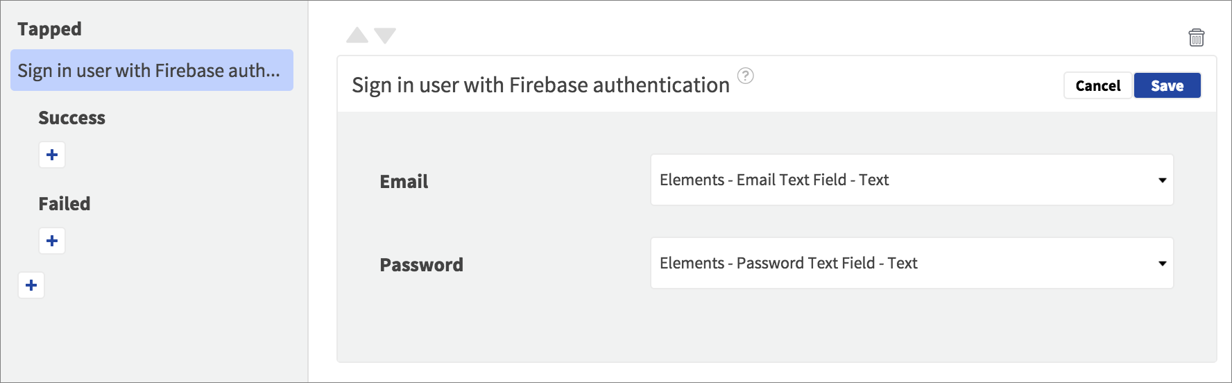 firebase sign in