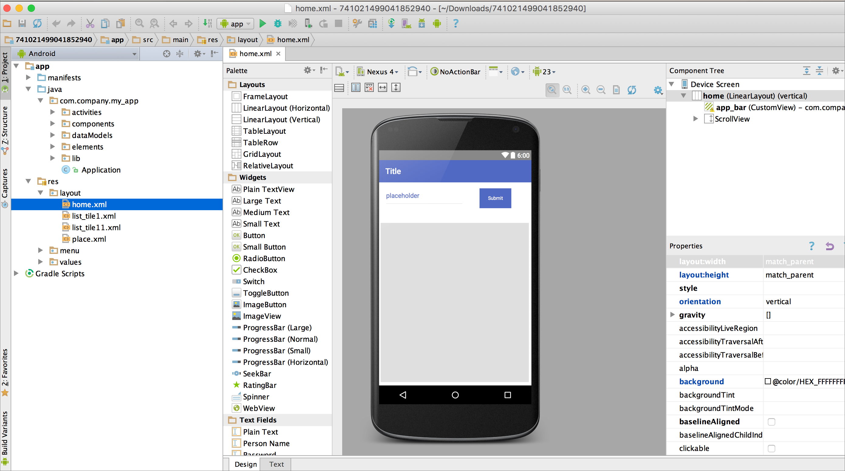 Importing Source Code into Android Studio - Dropsource Help