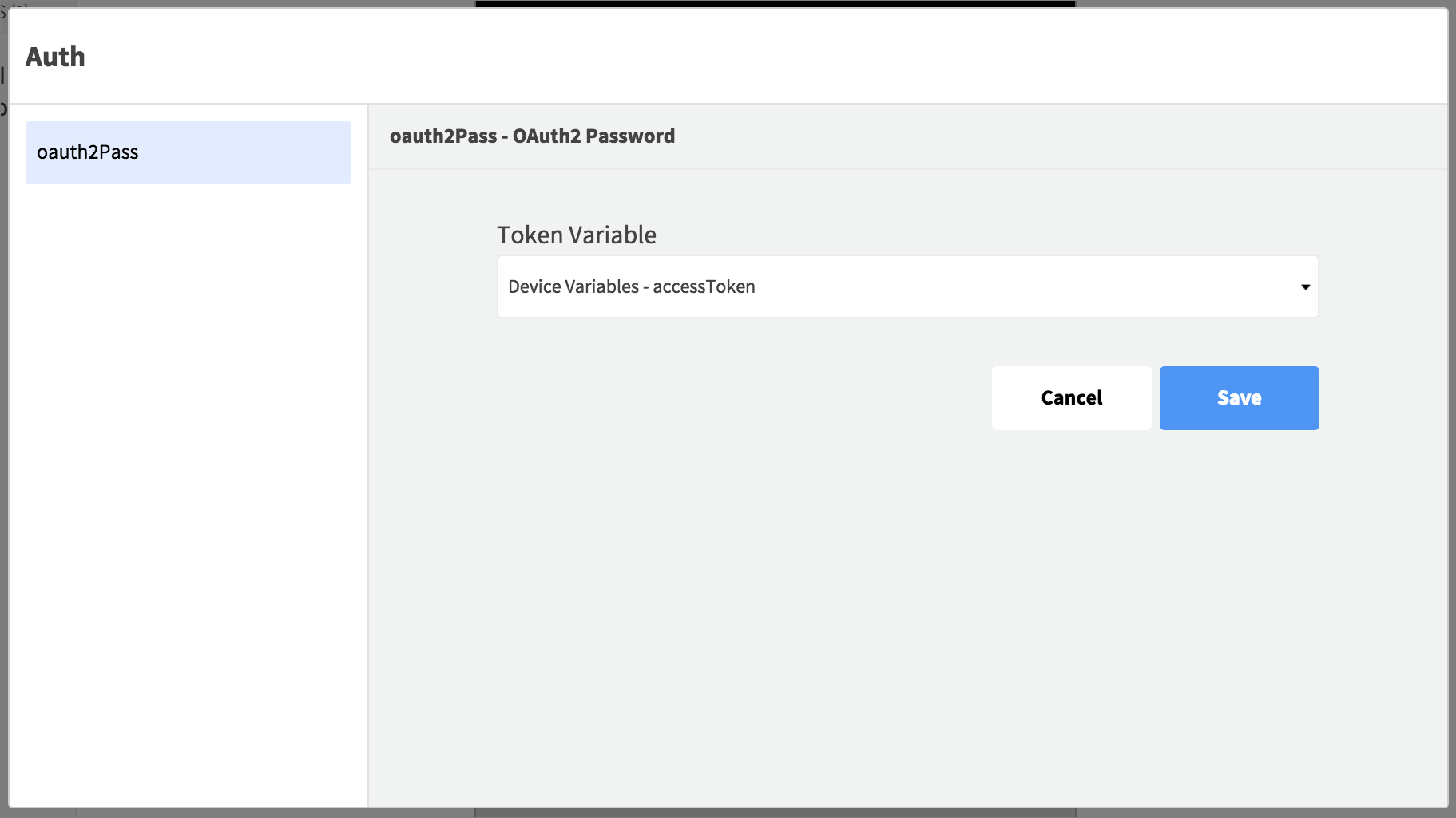 Authenticate API Requests with OAuth2 Password - Dropsource Help Center