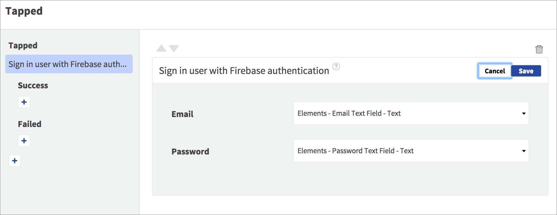 firebase signin