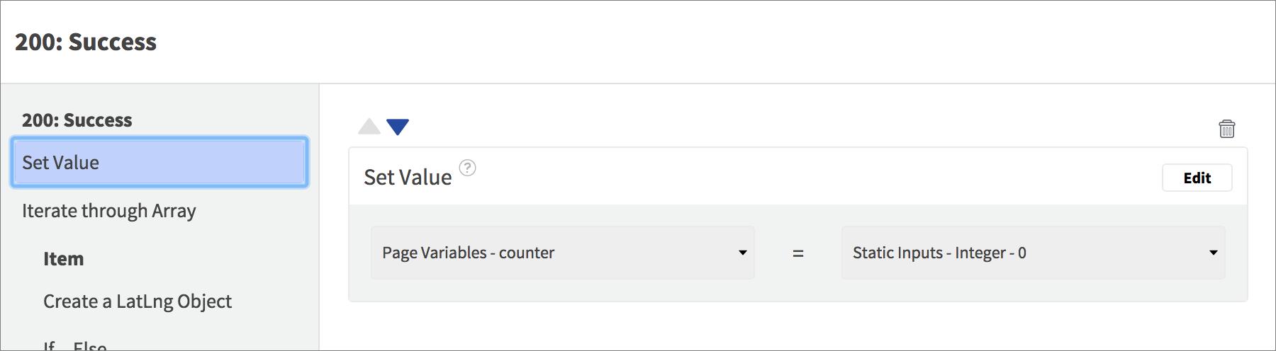zero counter